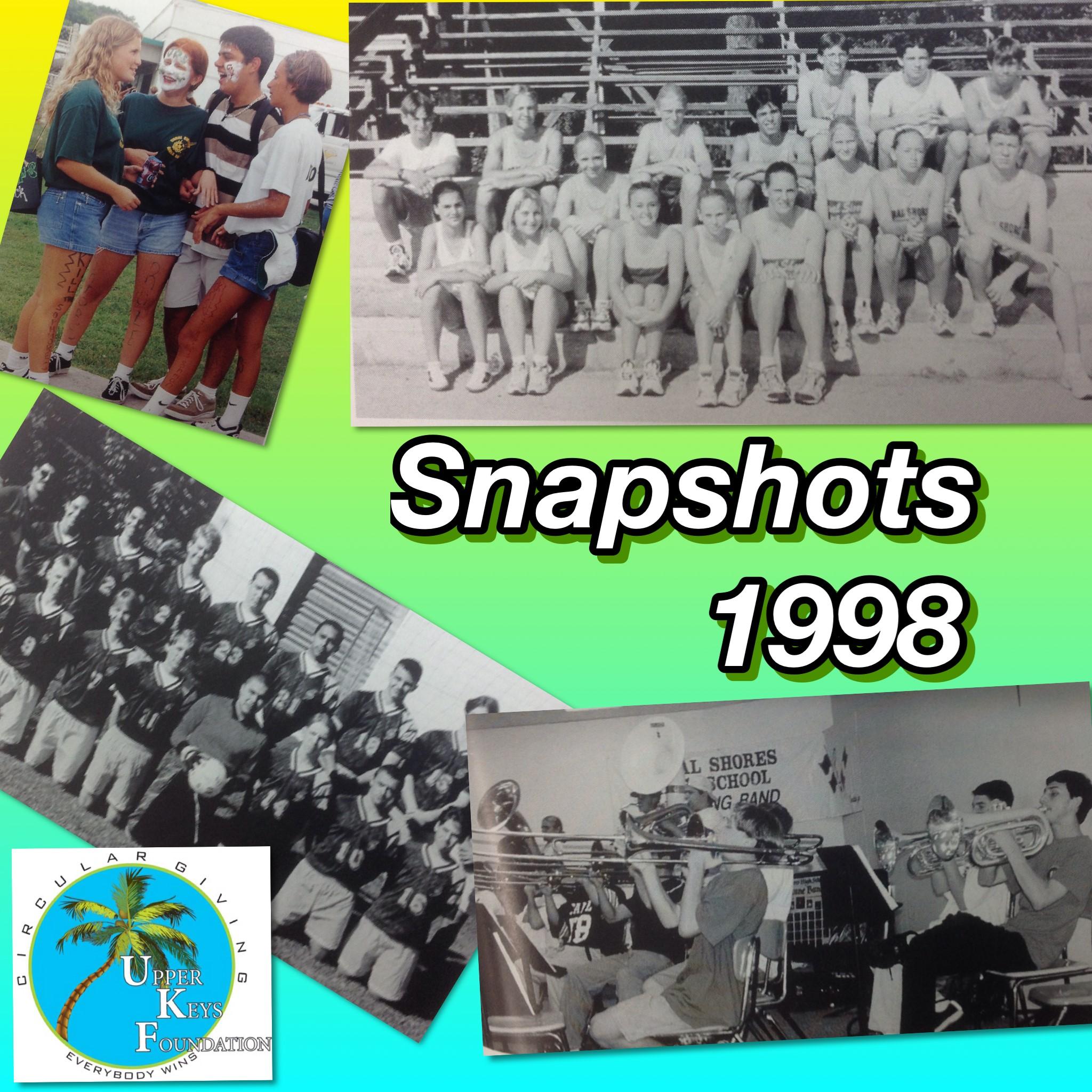 Throwback Thursday 3-18-2021 – Class of 1998