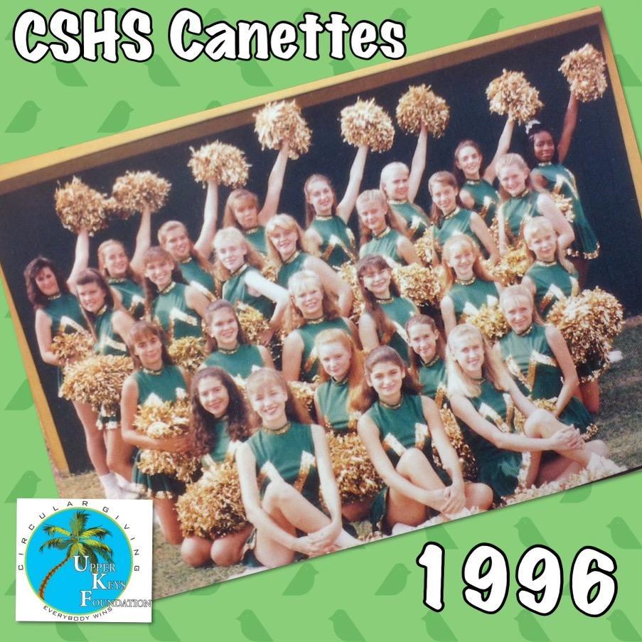 CSHS Canettes 1996