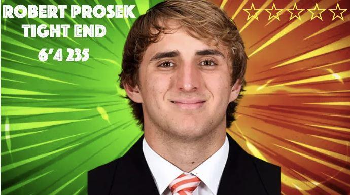 Robert Prosek: The hero we didn't even know we needed!